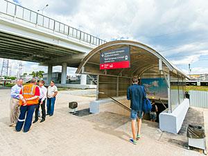 МТ ППК готовится к установке турникетов на станции Крюково