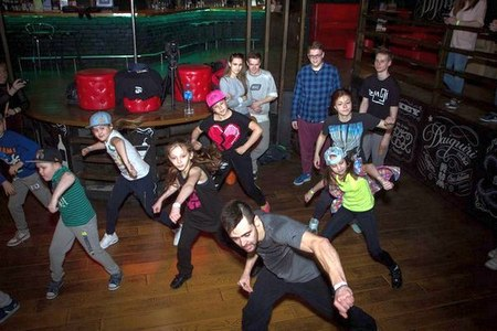 В Зеленограде прошел танцевальный фестиваль «Dance on the block»