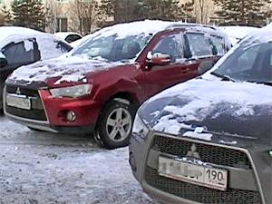 В Зеленограде задержан серийный угонщик Mitsubishi