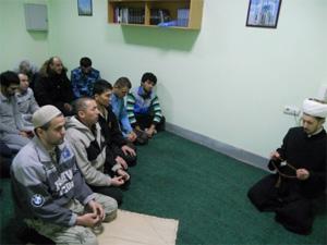 В зеленоградском СИЗО открылась молельная комната для мусульман