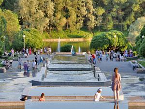 В парке Победы расширят зону покрытия Wi-Fi