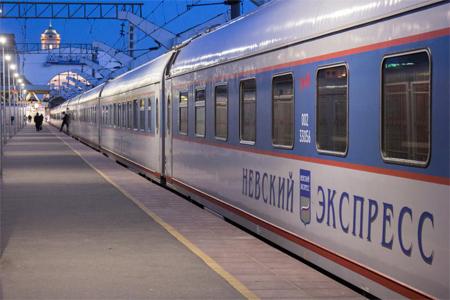 Налинии Москва— Тверь увеличены интервалы движения поездов