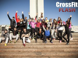 Зарядись с CrossFit FLASH