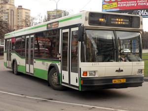 Зеленоградский автопарк пополнится 40 автобусами