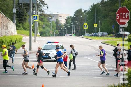 В воскресенье из-за марафона на час перекроют Центральный проспект и Савелкинский проезд