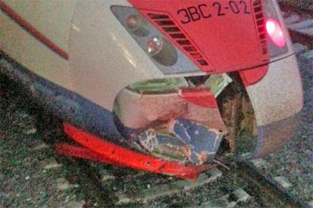 «Сапсан» насмерть сбил подростка возле Солнечногорска