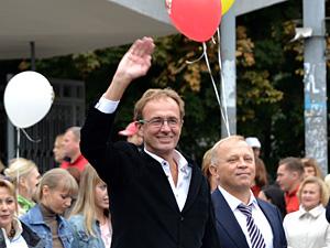 Префект возглавит колонну первомайского шествия на Тверской