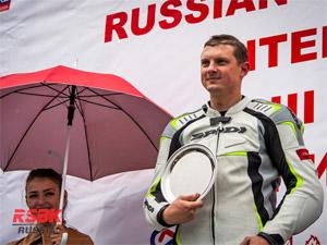Зеленоградец стал вторым на этапе чемпионата России по кольцевым мотогонкам