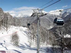 «Микрон» изготовил пропуска для горнолыжного курорта Сочи