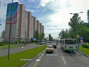 На Московском проспекте сбили на «зебре» 80-летнюю женщину