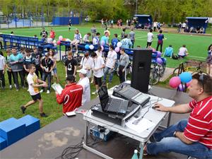 На спортивных праздниках 1 и 10 мая разыграют абонементы в бассейн и на каток