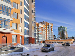 Вместо гаражей в 23-м микрорайоне хотят построить жилые высотки