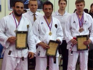 Команда каратистов из Зеленограда выиграла всероссийский турнир в Санкт-Петербурге