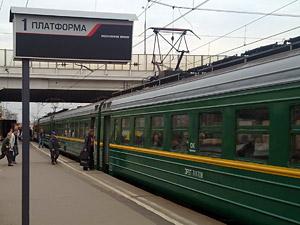 Электротабло установят на всех станциях от Москвы до Крюково