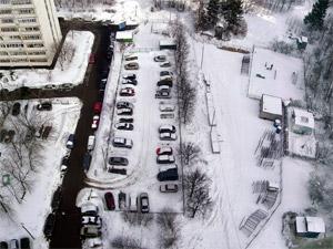 Власти отказались от двух «народных гаражей»