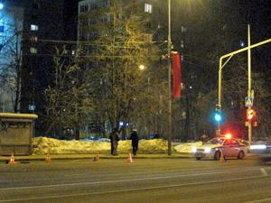 Погибший на Центральном проспекте пешеход опознан