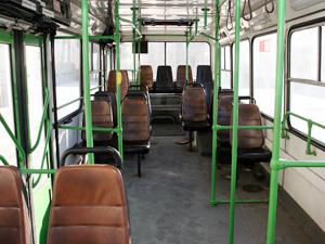 В автобусах исправили ошибку в речи автодиктора