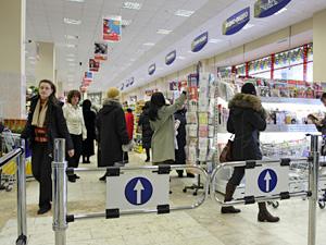 Безопасностью посетителей магазинов займется спецкомиссия
