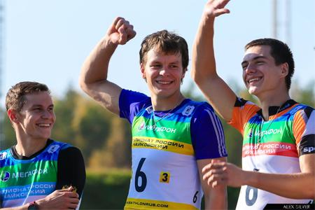 Матвей Елисеев выиграл «бронзу» на чемпионате России по летнему биатлону