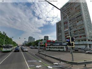 В «Яндекс.Картах» появились панорамы Зеленограда