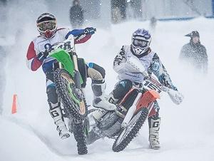 В Брехово устроят мотогонки на льду и шоу виртуозов мотоспорта