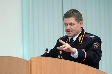 Глава полиции Москвы призвал очищать ряды УВД Зеленограда от нерадивых сотрудников