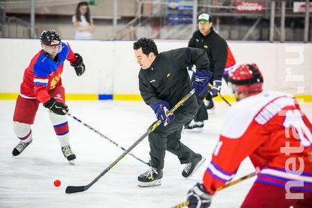 В ледовом дворце в «новом городе» торжественно закроют хоккейный сезон