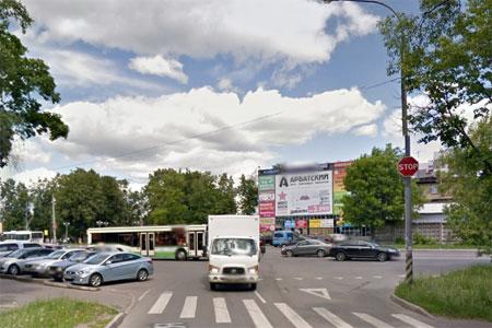 Выезд с улицы 1 Мая к станции Крюково запретят
