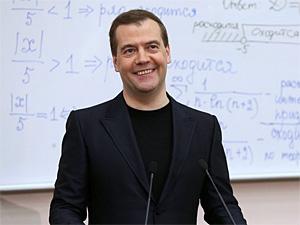 20 мая Зеленоград посетит премьер-министр Дмитрий Медведев