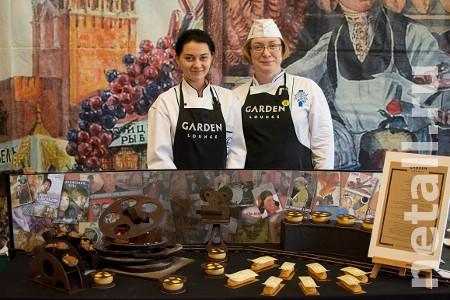 Шеф-кондитер зеленоградского ресторана Garden Lounge вошел в тройку лучших кондитеров Москвы