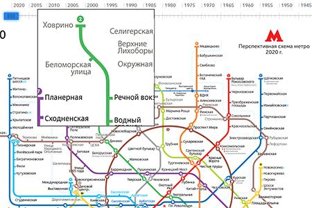 Открытие станции метро «Ховрино» отложили на конец 2017 года