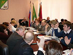 Депутаты согласовали застройку 20-го района торговыми центрами