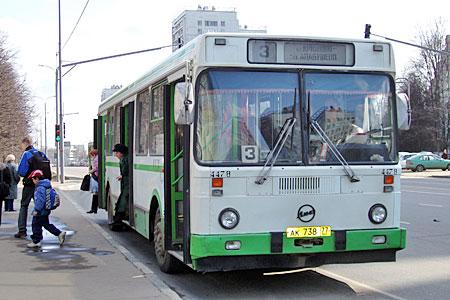 Автобусный маршрут №3 разделят на удлиненный и обычный
