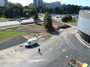 Префект озабочен дорожной ситуацией у ТК «Панфиловский»