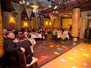 Ресторан «Бахарь» открывает диско-клуб