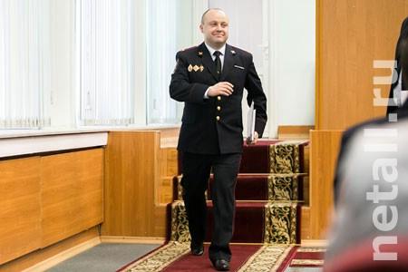 Глава УВД отчитается перед жителями о борьбе с преступностью 25 февраля