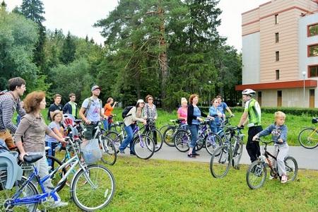 В рамках «Эко-субботы» в Зеленограде пройдут велоэкскурсии с известным москвоведом