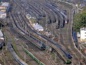 На Ленинградском вокзале ускорят подачу электричек к перронам