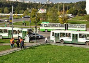 5 июня изменятся маршруты автобусов