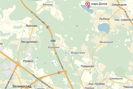 Спасатели с вертолетом семь часов искали заблудившихся в лесу под Зеленоградом грибников