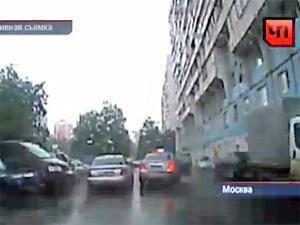 Водитель-нарушитель устроил гонки с «гаишниками»