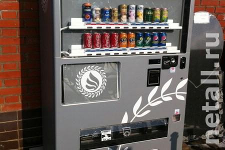 На зеленоградских кладбищах появились торговые автоматы