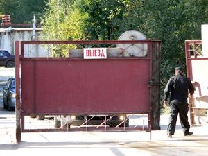 Со стройки похитили инвентарь на 650 тысяч рублей
