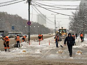 Семерых чиновников оштрафовали за плохую уборку снега