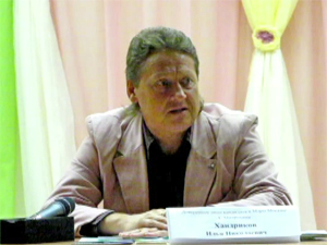 Выборы мэра: Сергей Митрохин