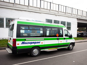 Число «маршруток» «Мосгортранса» в Зеленограде удвоится
