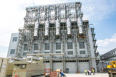 «Ангстрем-Т» запустил собственную электростанцию для нового завода