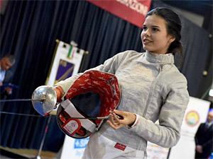 Зеленоградская саблистка привезла «золото» и «бронзу» с чемпионата Европы