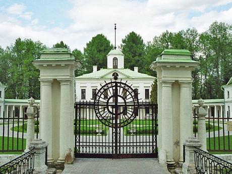 В воскресенье по усадьбе Середниково будут водить бесплатные экскурсии