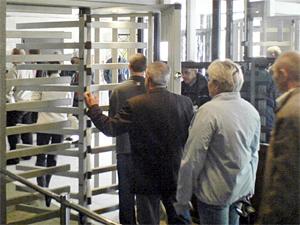 На четырех станциях ОЖД установят турникеты